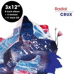 Radial/CRUX LIMITED 3LP + CD