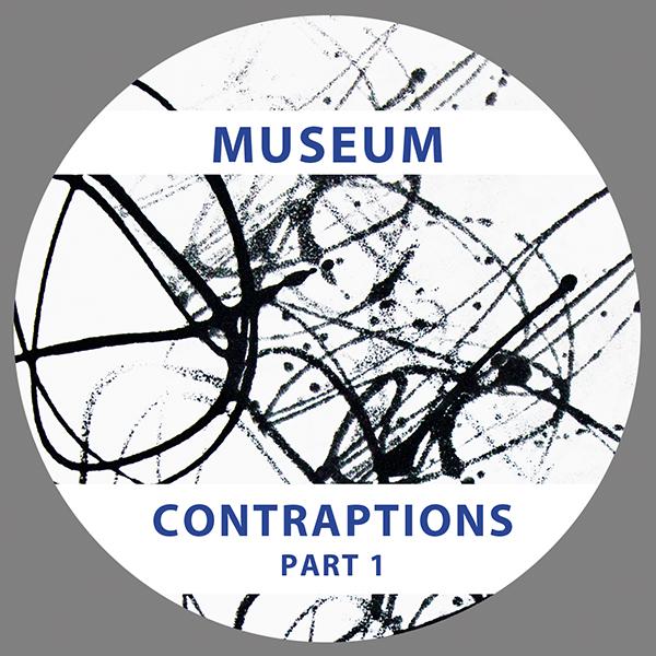 """Museum/CONTRAPTIONS PT. 1 12"""""""