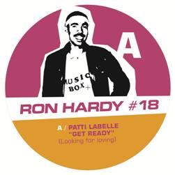 "Ron Hardy/RON HARDY EDITS #18 12"""