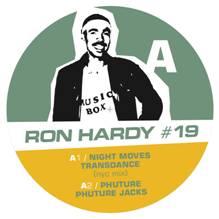 "Ron Hardy/RON HARDY EDITS #19 12"""