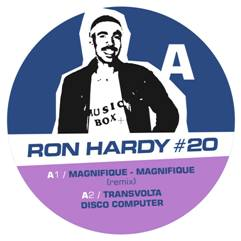 "Ron Hardy/RON HARDY EDITS #20 12"""