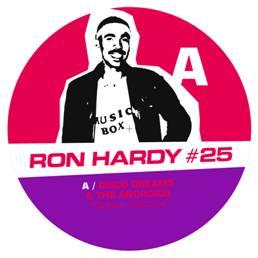 "Ron Hardy/RON HARDY EDITS #25 12"""