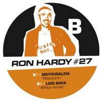 "Ron Hardy/RON HARDY EDITS #27 12"""