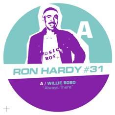 "Ron Hardy/RON HARDY EDITS #32 12"""