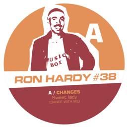 "Ron Hardy/RON HARDY EDITS #38 12"""