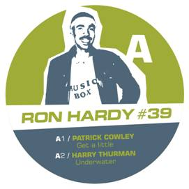 "Ron Hardy/RON HARDY EDITS #39 12"""