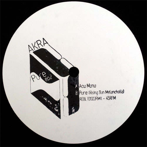 "Akra/PURE EP2 10"""