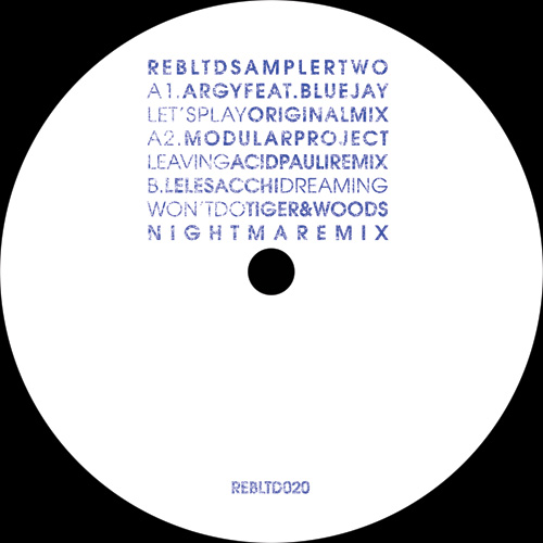 Various/REBIRTH LTD SAMPLER TWO 12""