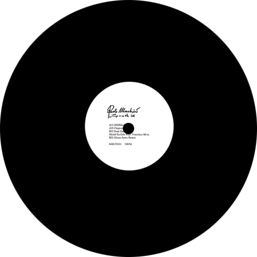 Paolo Mantini/JUMP OVER THE HILL 12""