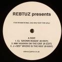 "Various/REBTUZ EP 7 (NIROBI EDITS) 12"""