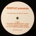 "Various/REBTUZ EP 8 12"""