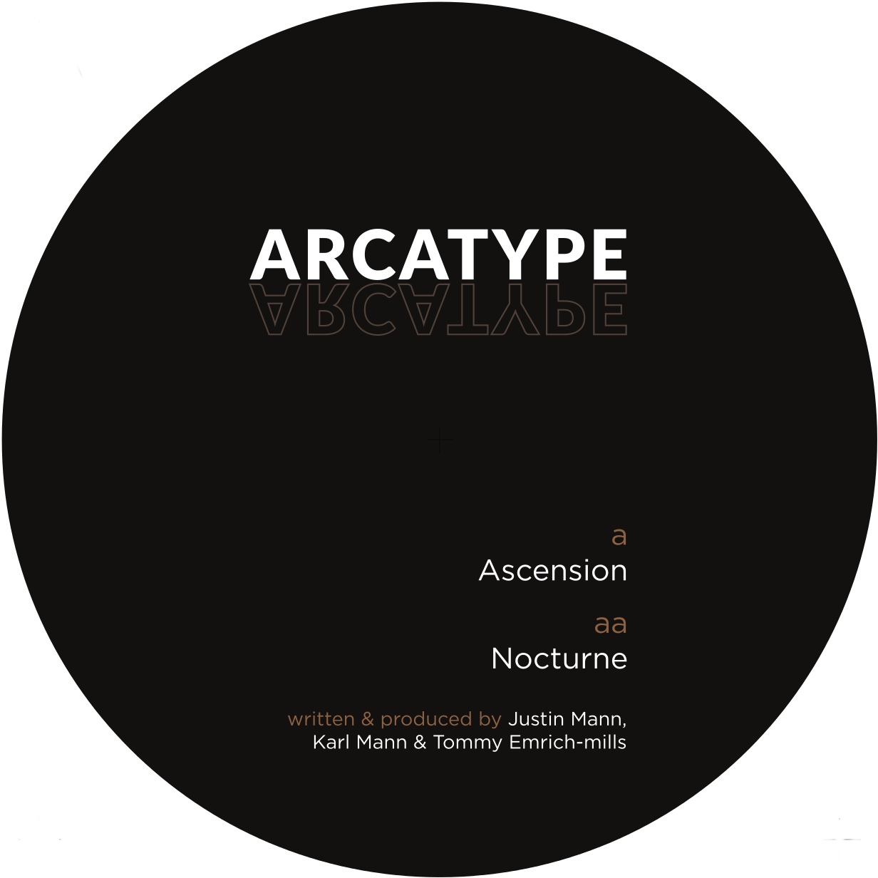 Arcatype/ASCENSION 12""