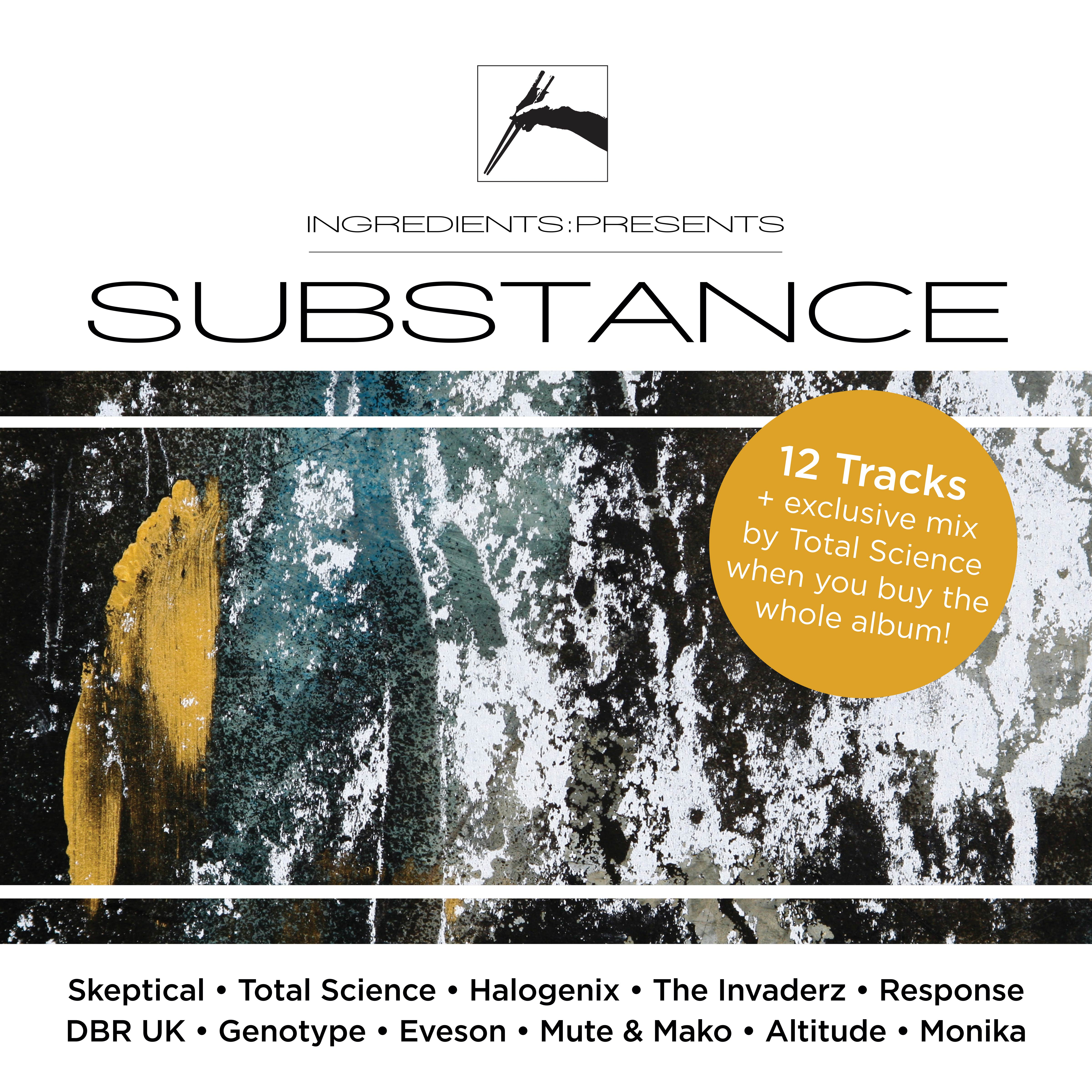 Various/SUBSTANCE 3LP