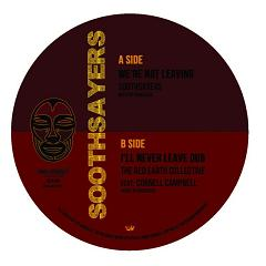 Soothsayers & C. Campbell/WE'RE NOT 7""
