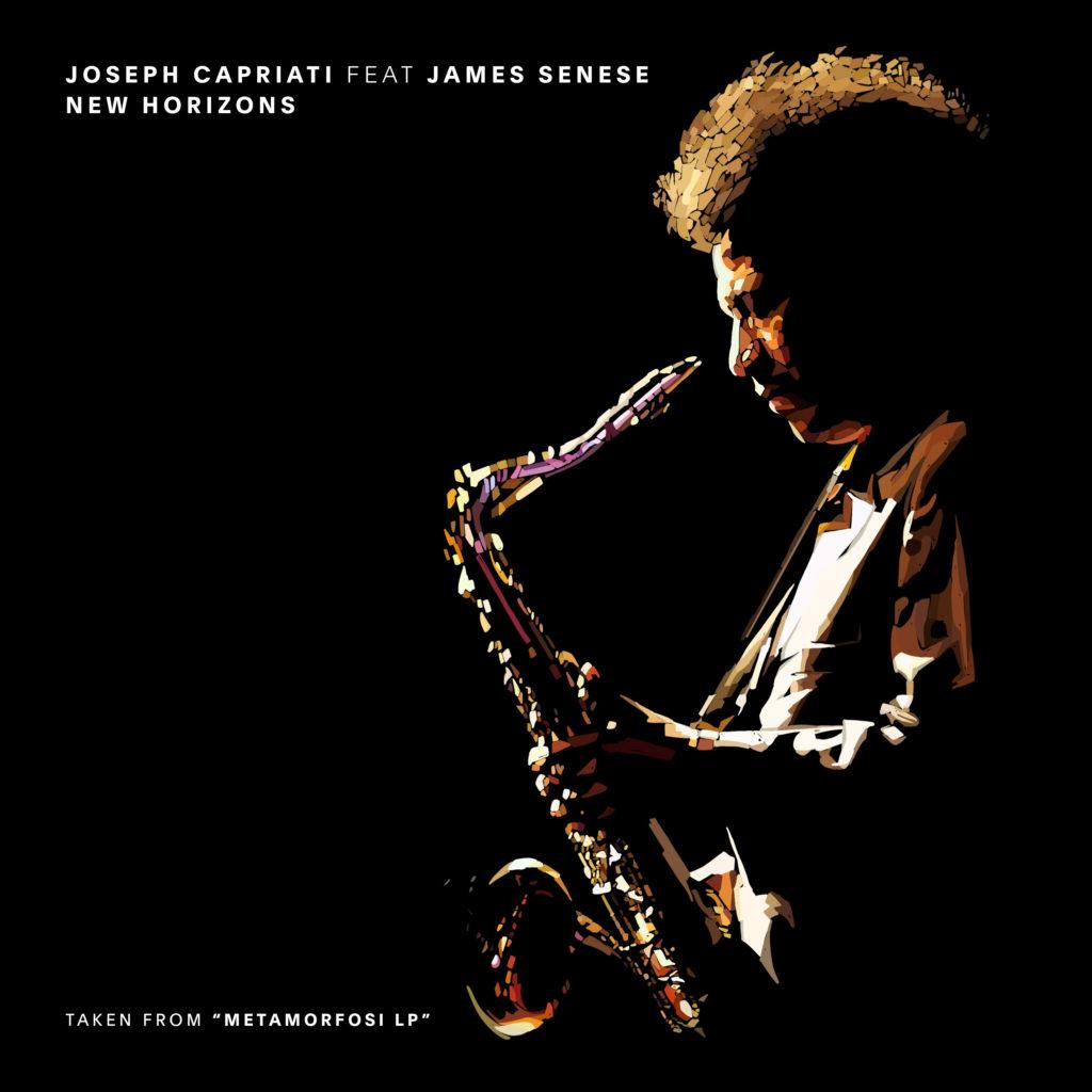 """Joseph Capriati/NEW HORIZONS 12"""""""