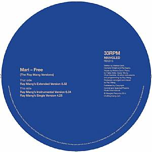 Mari/FREE (RAY MANG VERSIONS) 12""