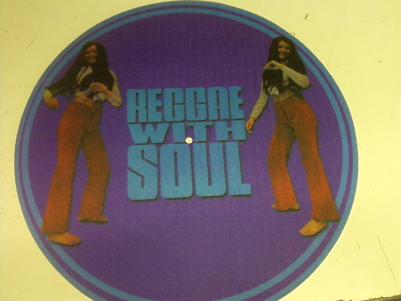Reggae With Soul/SLIPMAT