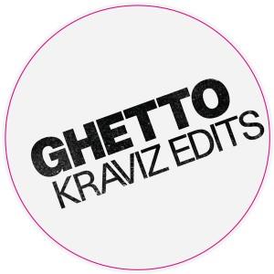"""Nina Kraviz/GHETTO KRAVIZ EDITS 12"""""""