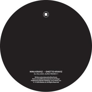 "Nina Kraviz/GHETTO.. (DJ SLUGO RMX'S) 7"""