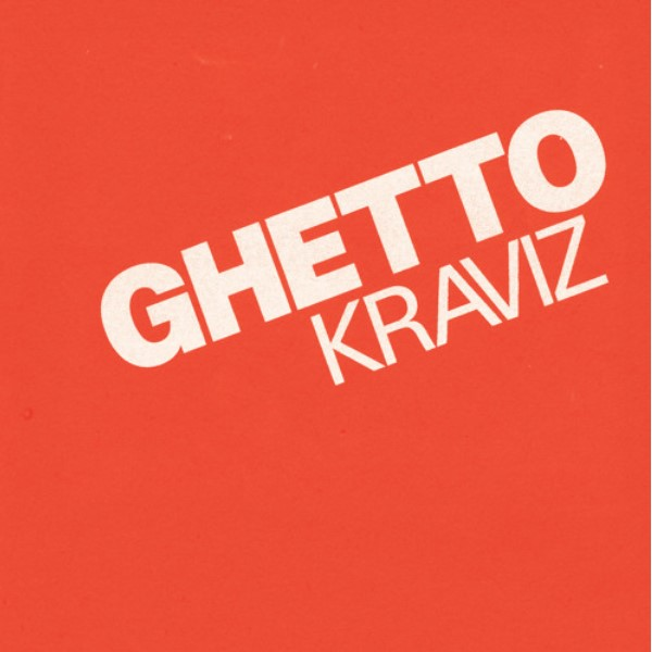 Nina Kraviz/GHETTO KRAVIZ (RED) 12""
