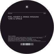 "Phil Asher & James Massah/TIME... 12"""