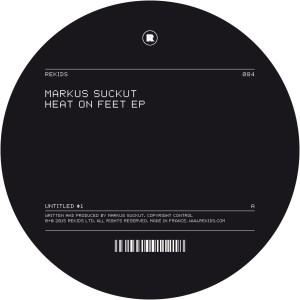 """Markus Suckut/HEAT ON FEET EP 12"""""""
