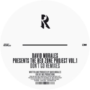 Red Zone Project Vol. 1/DON'T GO RMX 12""