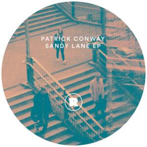"Patrick Conway/SANDY LANE EP 12"""