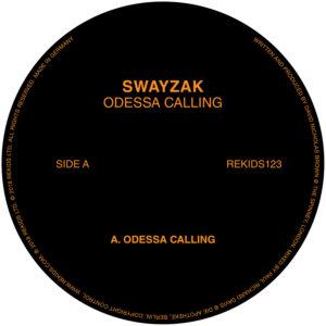 "Swayzak/ODESSA CALLING 12"""
