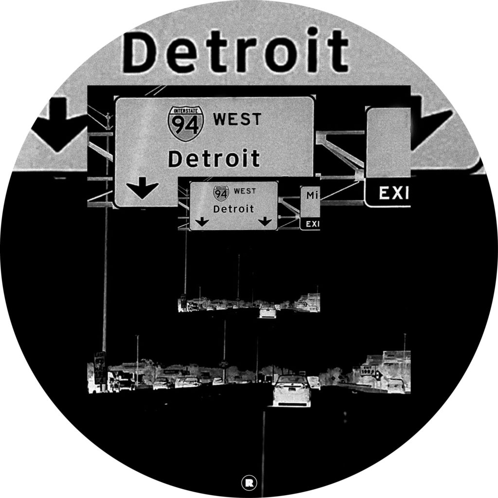 Robert Hood/NOTHING STOPS DETROIT 12""