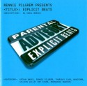 Rennie Pilgrem/EXPLICIT BEATS CD