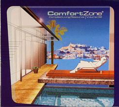 Various/COMFORT ZONE 2 CD