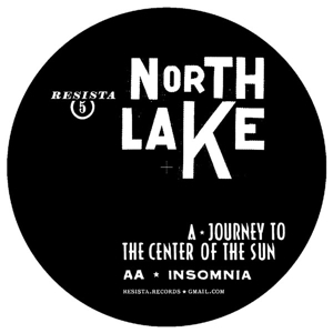 North Lake/JOURNEY TO THE CENTER...12""