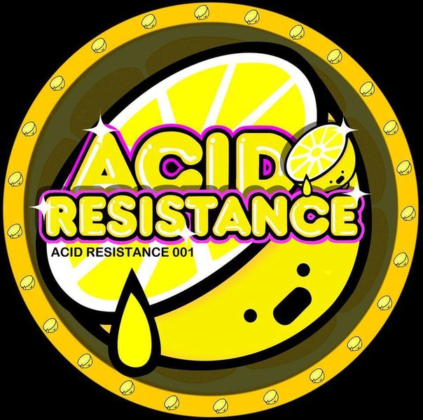 "Various/ACID RESISTANCE 12"""