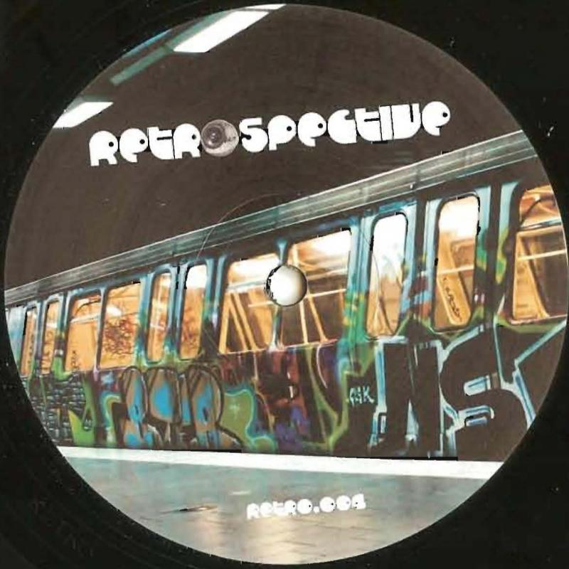 "Ruben & Ra/STREET MACHINE EP 12"""