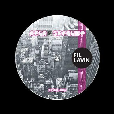 Fil Lavin/SOUL BROTHER  12""