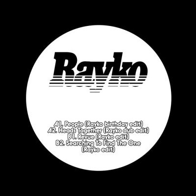 Rayko/PEOPLE (EDITS) 12""