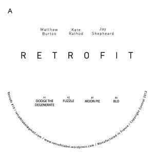 """Burton Rathod Shepheard/RETROFIT #10 12"""""""