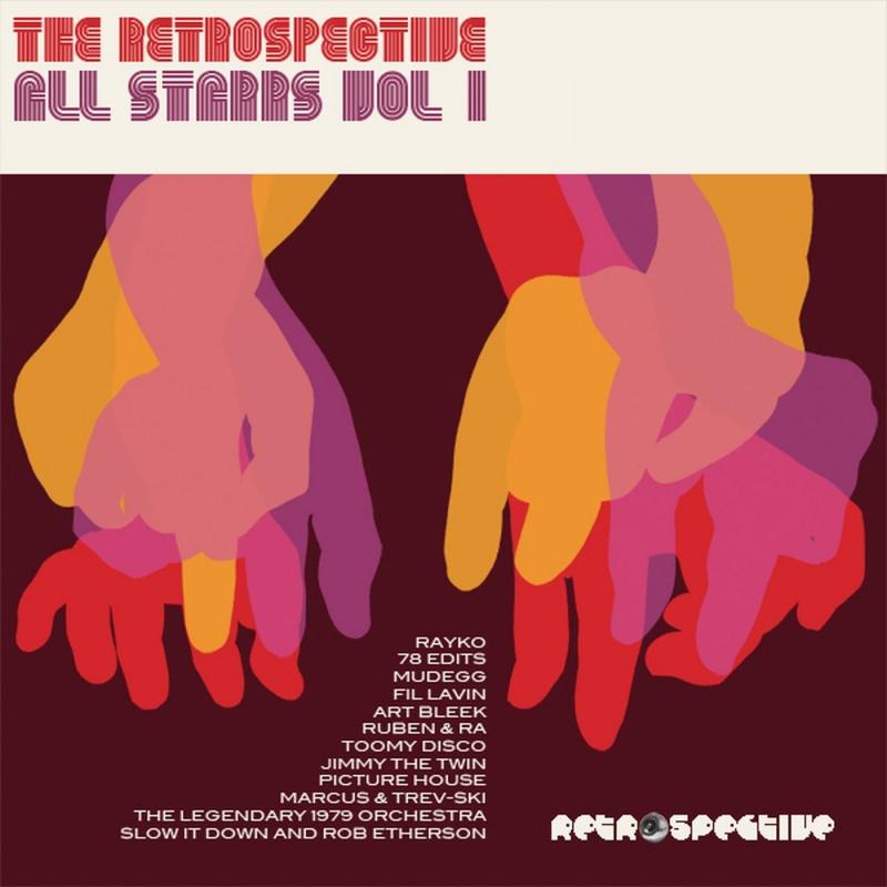 Various/RETROSPECTIVE ALL STARS VOL 1 LP