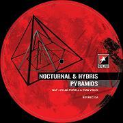 "Nocturnal & Hybris/PYRAMIDS 12"""