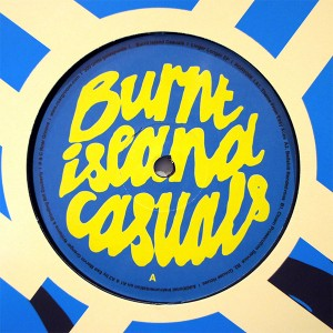 Burnt Island Casuals/LINGER LONGER 12""