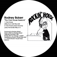 Rodney Baker/CLUB HOUSE SESSIONS 12""