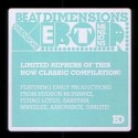 Various/BEAT DIMENSIONS VOL. 1 DLP