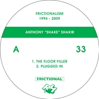 Anthony Shake Shakir/FRICTIONALISM 4 12""