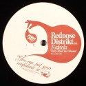 Rednose Distrikt/CRAZY 'BOUT YOUR...12""