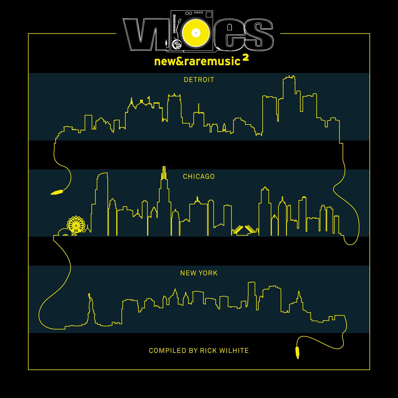 Rick Wilhite/VIBES 2 - PART 2 DLP