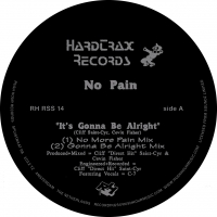 No Pain/IT'S GONNA BE ALRIGHT 12""