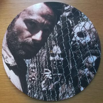 Rick Grimes/WALKING DEAD SLIPMAT