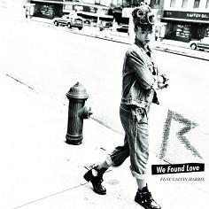Rihanna/WE FOUND LOVE RMX'S 12""