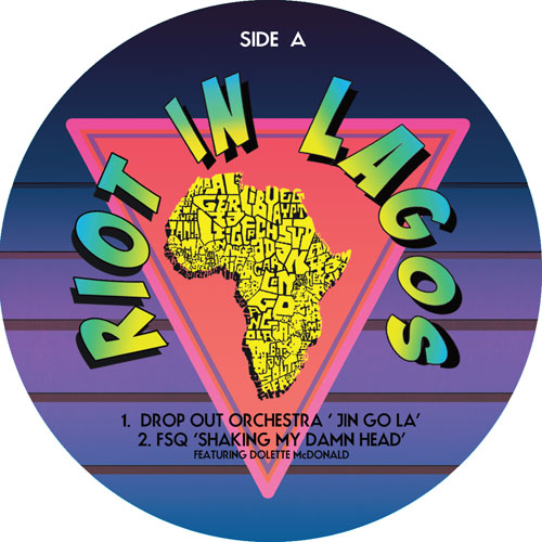 Various/RIOT IN LAGOS 12""